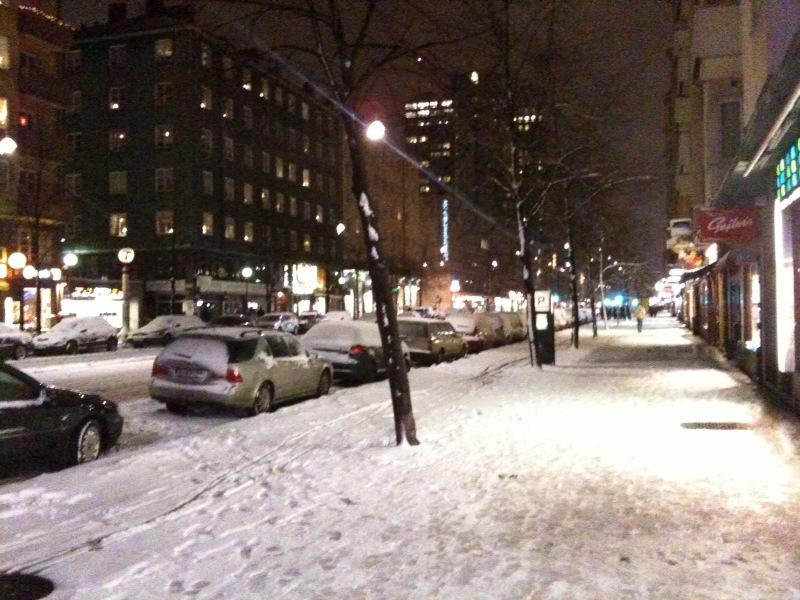 stockholm sweden weather